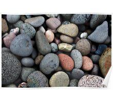 Stone Palette  Poster