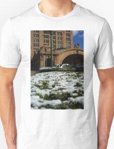 Amtrak Pittsburgh PA (1) Unisex T-Shirt