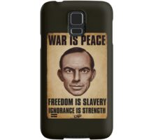My Big Brother's A Mad Monk (All Rise For The Three Years Hate) Samsung Galaxy Case/Skin