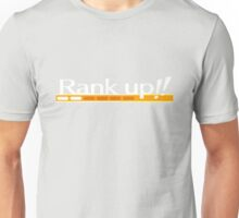 Rank Up!! Persona 4 Unisex T-Shirt