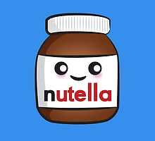 Nutella face 2 by Lauramazing