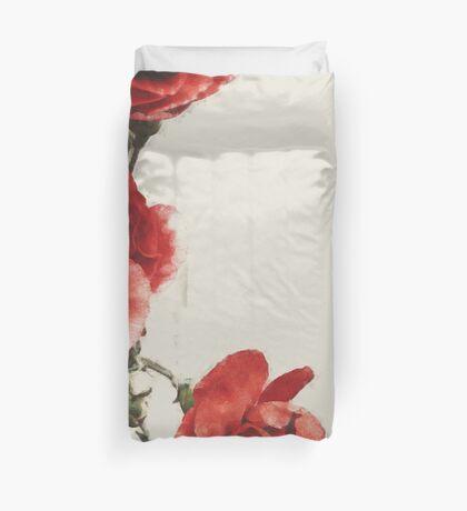 Love Petals Duvet Cover