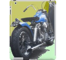 '61' Bobber iPad Case/Skin
