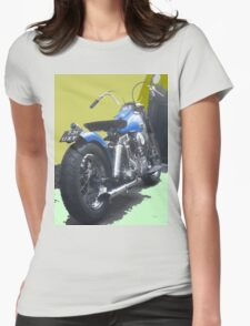 '61' Bobber Womens Fitted T-Shirt