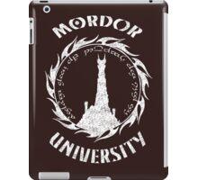 Mordor University iPad Case/Skin