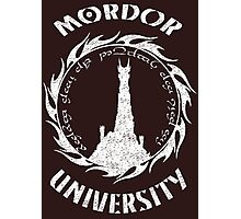 Mordor University Photographic Print