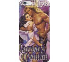 Warrior's Woman by Johanna Lindsey iPhone Case/Skin