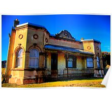 Technicolour Dreaming - Dodd's Family Hotel - Hill End -The HDR Series Poster