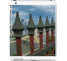 Mt. Washington Overlook - Pittsburgh, Pa iPad Case/Skin