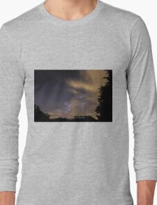Lightning Within The Clouds Long Sleeve T-Shirt