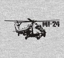 Mi-24 Kids Clothes