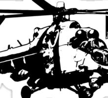 Mi-24 Sticker