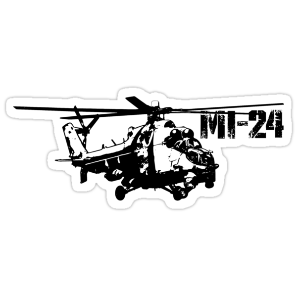 Mi-24 by deathdagger