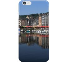 The Port Of Honfleur iPhone Case/Skin