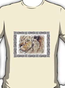 African Lion - Ethnic series T-Shirt