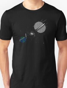 Asteroid Ninja Unisex T-Shirt