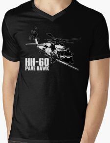 HH-60 Pave Hawk Mens V-Neck T-Shirt