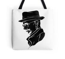 Walter White Heisenberg Tote Bag