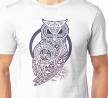 CELTIC OWL Unisex T-Shirt