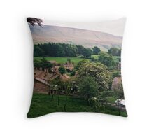 Pendle Hill 2 Throw Pillow