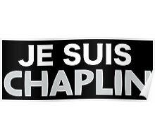 Je Suis Chaplin  Poster