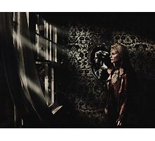 Emma Swan - Halloween Photographic Print