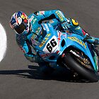 #66 Tom Sykes by SparkyHew