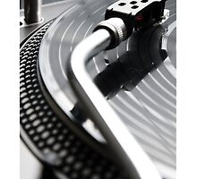 iPHONE DJ CASE 1 by buniquedesignz