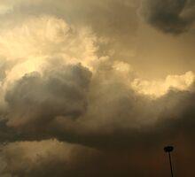 Tuesday night storm by dretke1