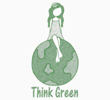Think Green by Amy-lee Foley