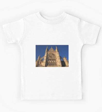 Cathedral In Evening Light Kids Tee