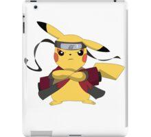 Pikachu Naruto iPad Case/Skin