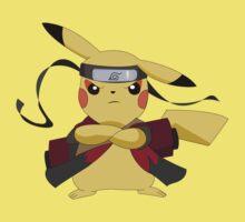 Pikachu Naruto Kids Clothes