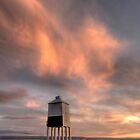 Burnham-on-sea wooden Lighthouse by igotmeacanon