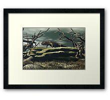 Komoto Dragon Framed Print