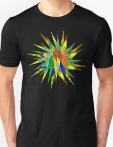 Stained Glass Burst T-Shirt