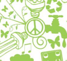 Help Save The World Sticker