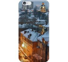 Winter Vinnitsa 02 iPhone Case/Skin