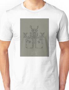 hieroglyphic 2 Unisex T-Shirt
