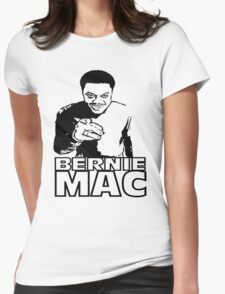 bernie mac Womens Fitted T-Shirt