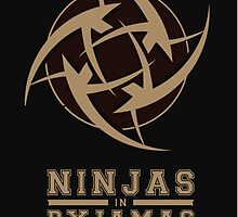 Official | NiP - Ninjas In Pyjamas | Phone case by MAiNSTREAM-JX
