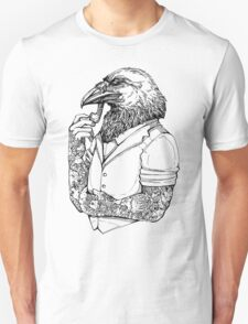 The Crow Man T-Shirt