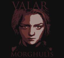 Valar Morghulis by DesignKi