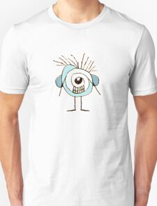 Cute Weird Caricature Illustration T-Shirt