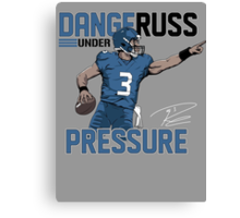 VICTRS - Dangeruss Under Pressure Canvas Print