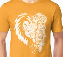 Psychedelly Lion Unisex T-Shirt