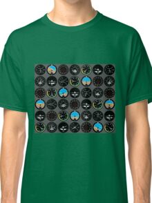 Flight Instruments Classic T-Shirt