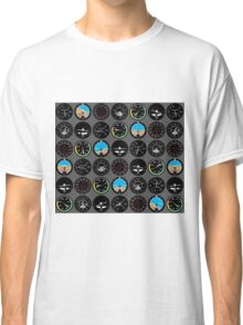 Flight Instruments Classic T-Shirt