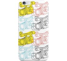 Primary Camera Grid iPhone Case/Skin