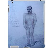 From a Childrens Story Book  iPad Case/Skin